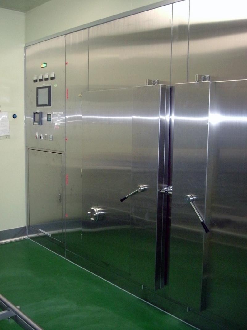 商品紹介|日東理科工業|高圧蒸気滅菌機・EOG滅菌機・乾熱滅菌機、バリデーション随時対応 高圧蒸